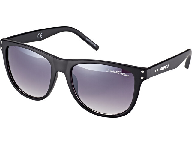 Alpina Ranom Glasses black matt